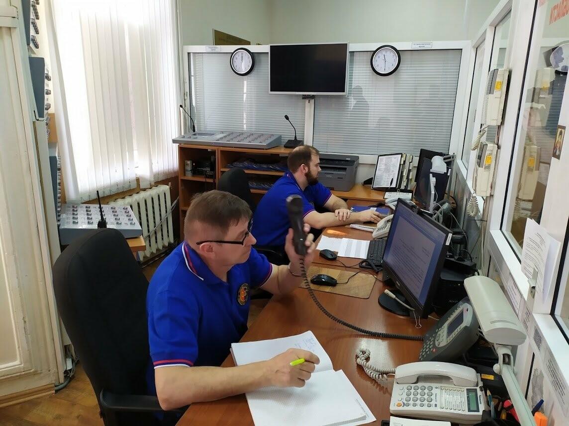 Учебная тревога: в Тамбове продолжают проверку системы оповещения населения, фото-5