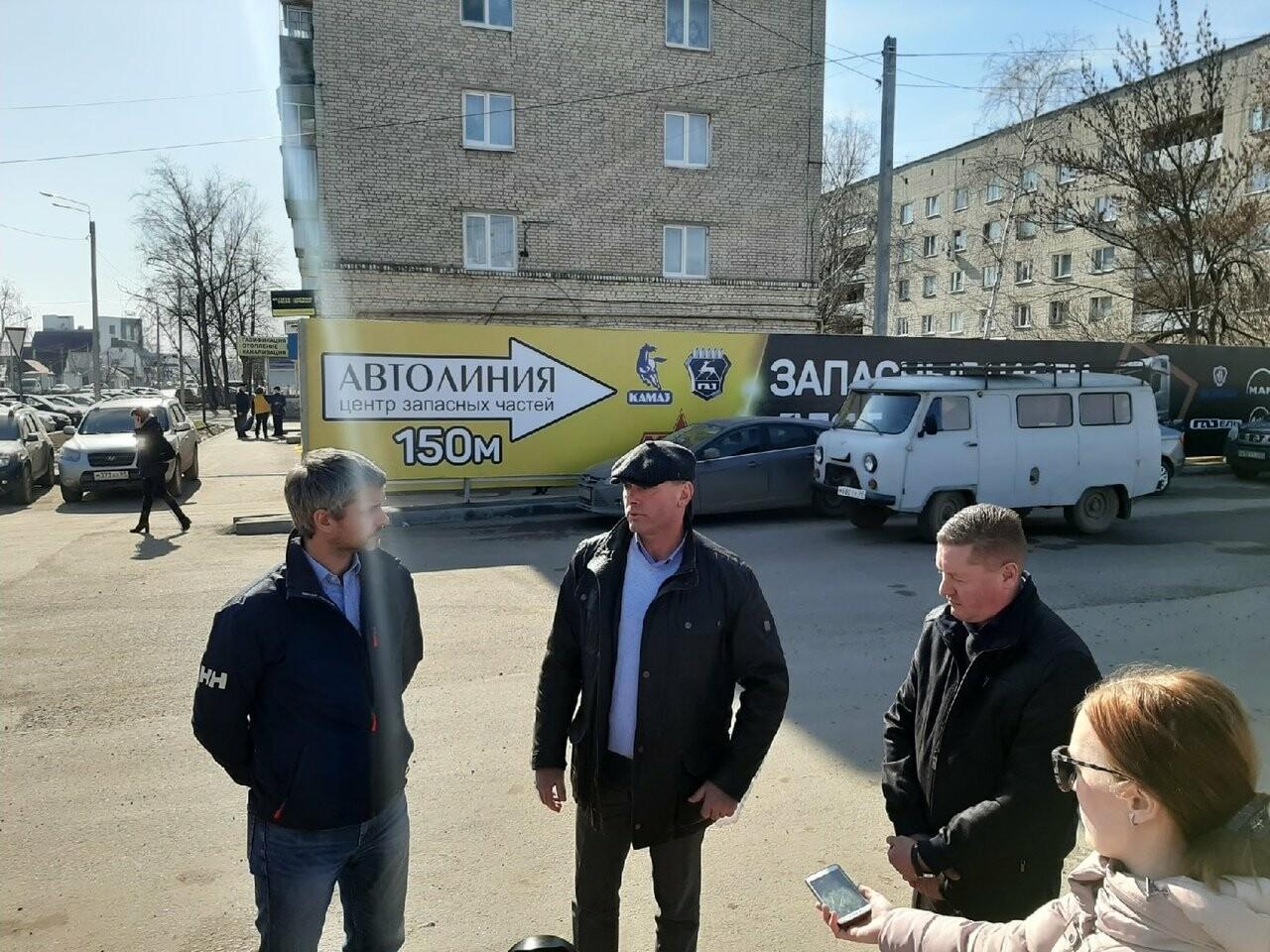 Жители домов в районе автовокзала «Северный» в Тамбове просят пешеходный переход, фото-2