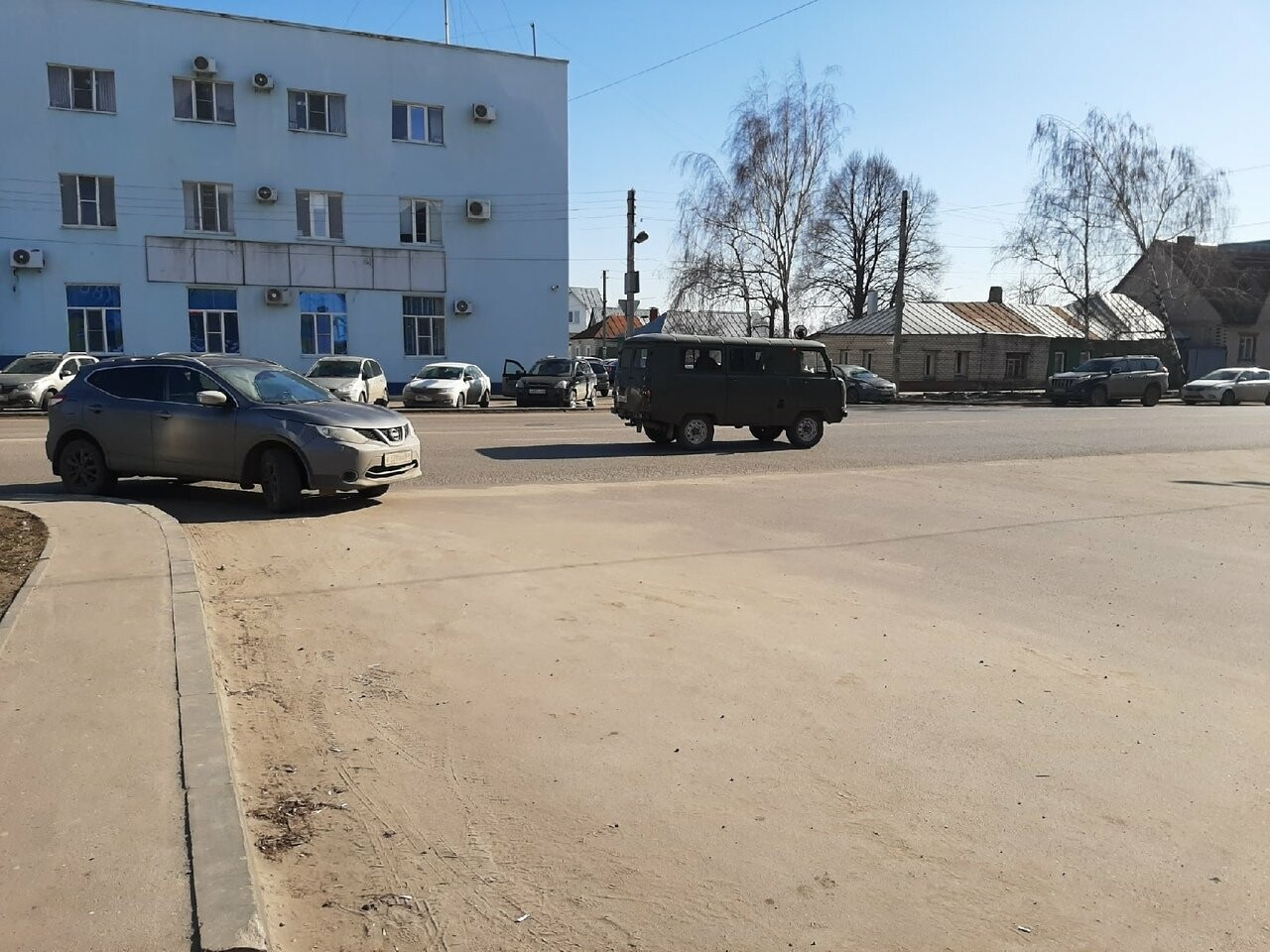 Жители домов в районе автовокзала «Северный» в Тамбове просят пешеходный переход, фото-4