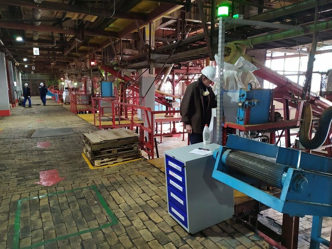 Тамбовский завод «Пигмент» повысил производительность цеха благодаря оптимизации, фото-4