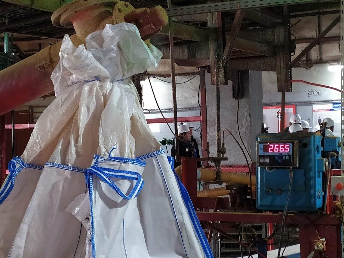 Тамбовский завод «Пигмент» повысил производительность цеха благодаря оптимизации, фото-5