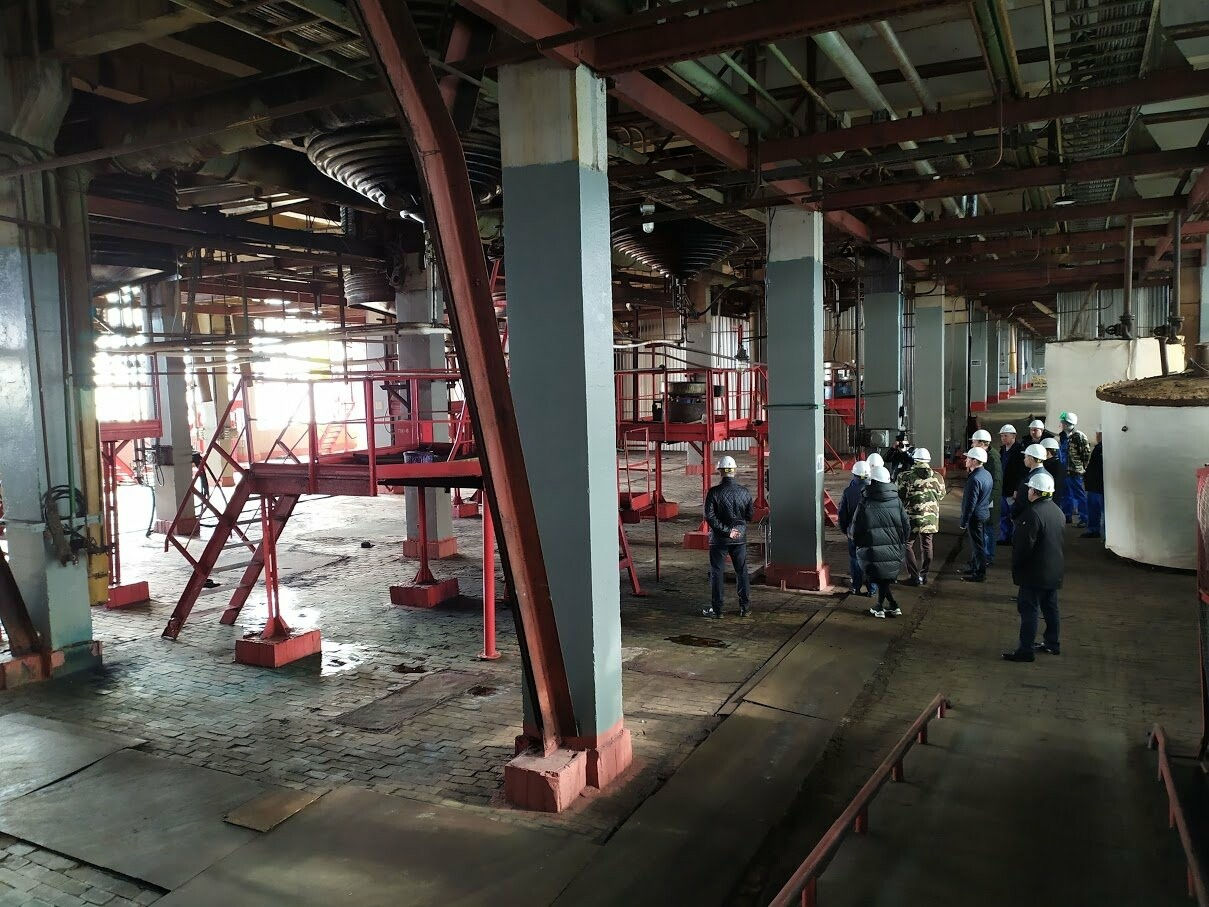 Тамбовский завод «Пигмент» повысил производительность цеха благодаря оптимизации, фото-8