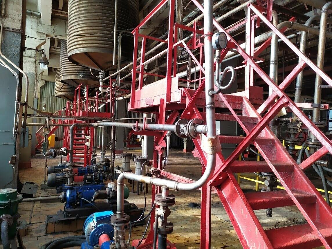 Тамбовский завод «Пигмент» повысил производительность цеха благодаря оптимизации, фото-9