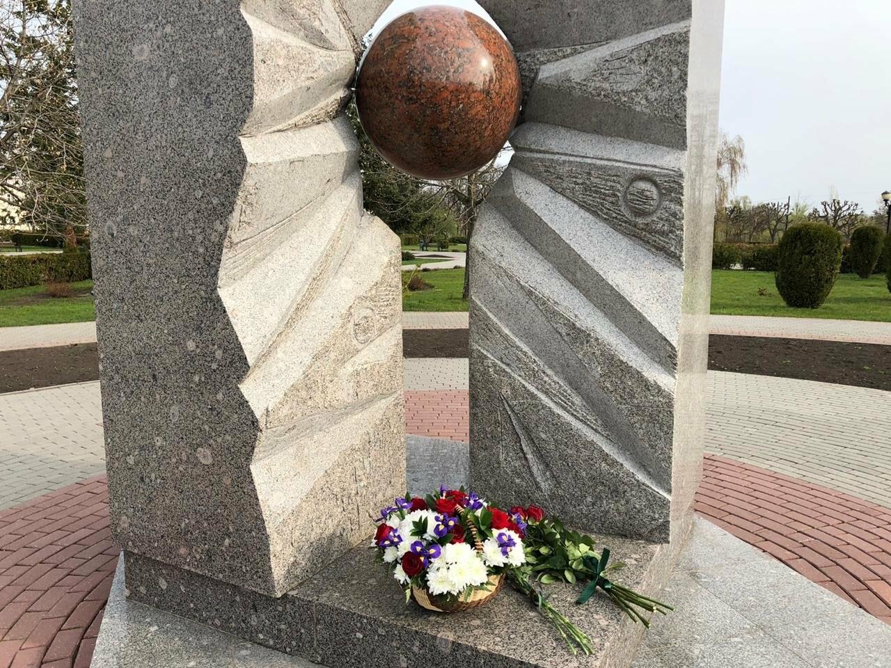В Тамбове почтили память жертв аварии на Чернобыльской АЭС, фото-1
