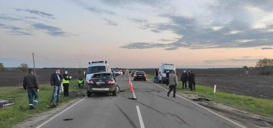 В Тамбовском районе вылетевший на «встречку» водитель иномарки спровоцировал ДТП с тремя погибшими, фото-2
