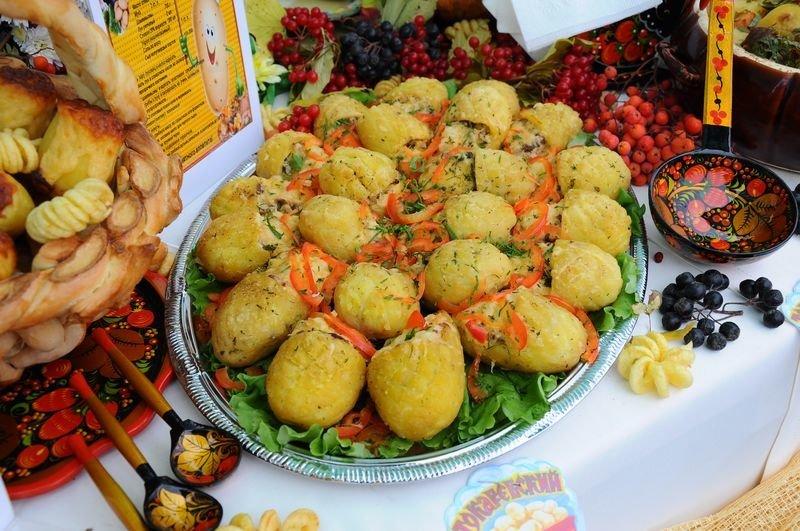 На Покровской ярмарке сварят 382 кг тамбовской картошки, фото-2
