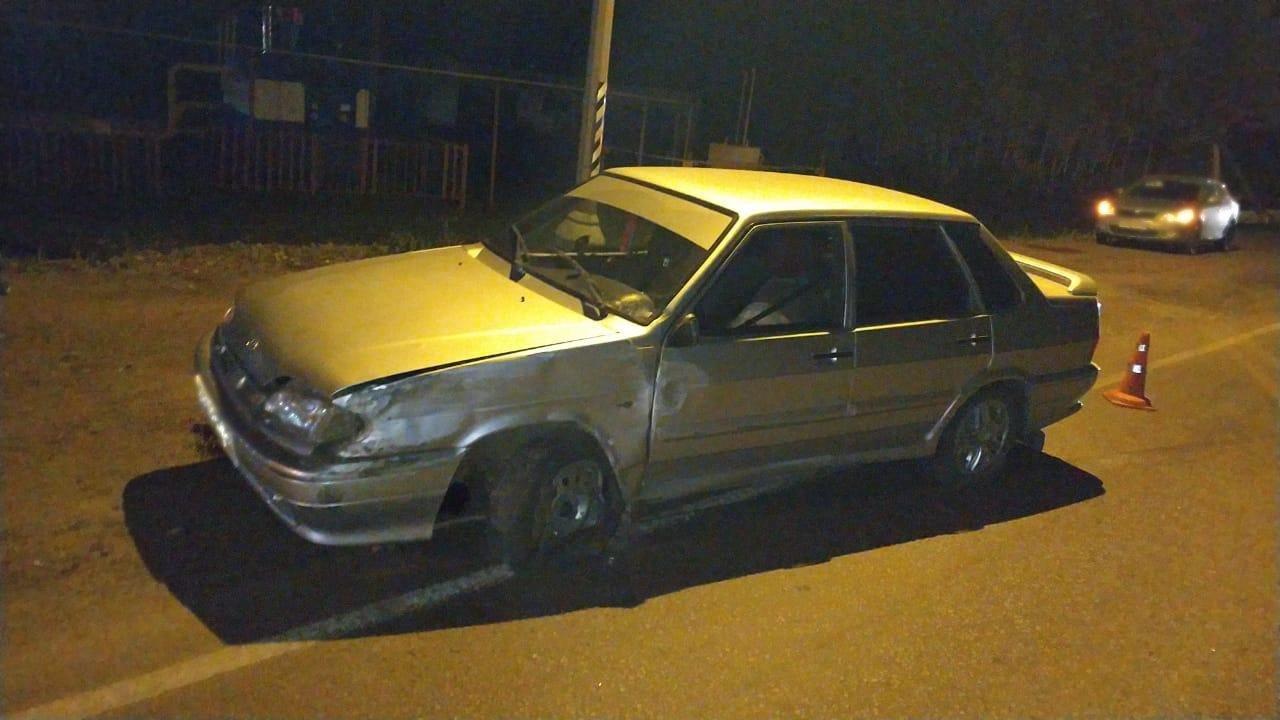 На Тамбовщине в ДТП с двумя легковушками и тягачом пострадал человек, фото-1
