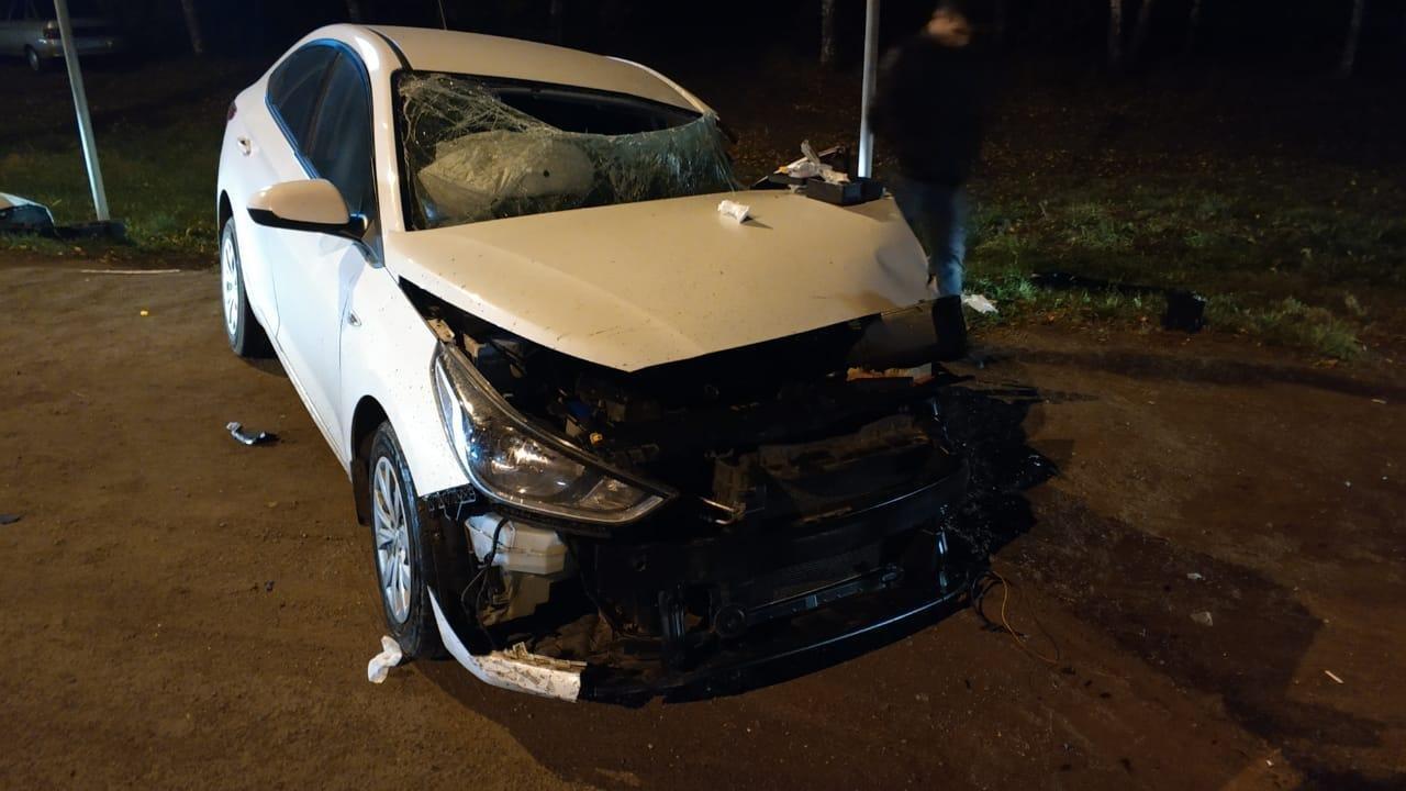 На Тамбовщине в ДТП с двумя легковушками и тягачом пострадал человек, фото-3