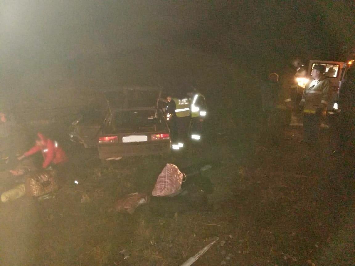 В Тамбовской области в ДТП один человек погиб и ещё пять попали в больницу, фото-1
