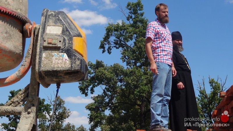 В Котовске собирают пожертвования на строительство нового храма , фото-2