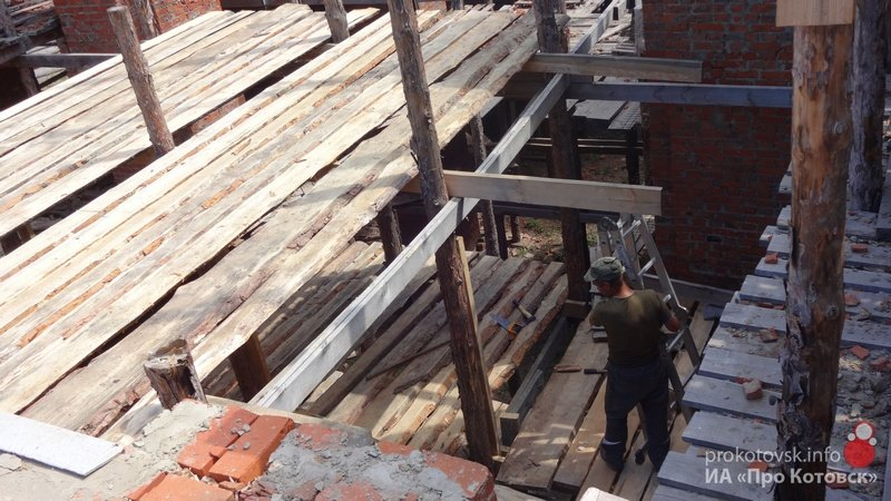 В Котовске собирают пожертвования на строительство нового храма , фото-3