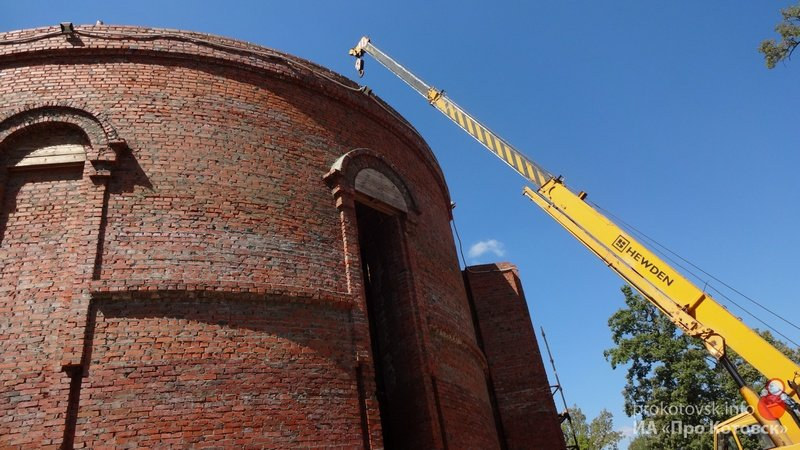 В Котовске собирают пожертвования на строительство нового храма , фото-1