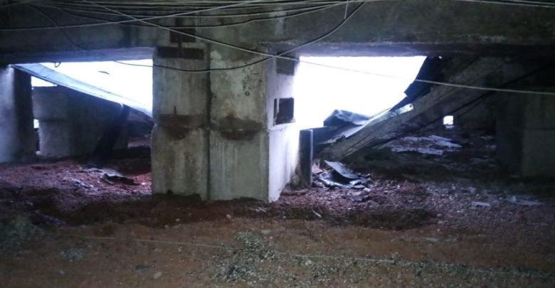 В многоэтажке на севере Тамбова обрушились бетонные плиты на крыше, фото-3