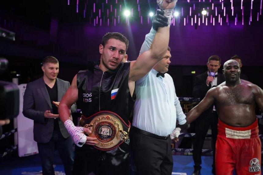 Тамбовский боксёр - обладатель чемпионского титула WBA ASIA: «На ринг выходил с травмированной рукой», фото-1