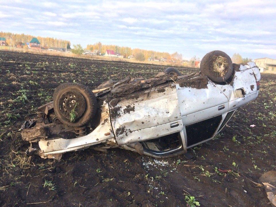 В Тамбовской области в ДТП погиб 14-летний подросток, фото-1