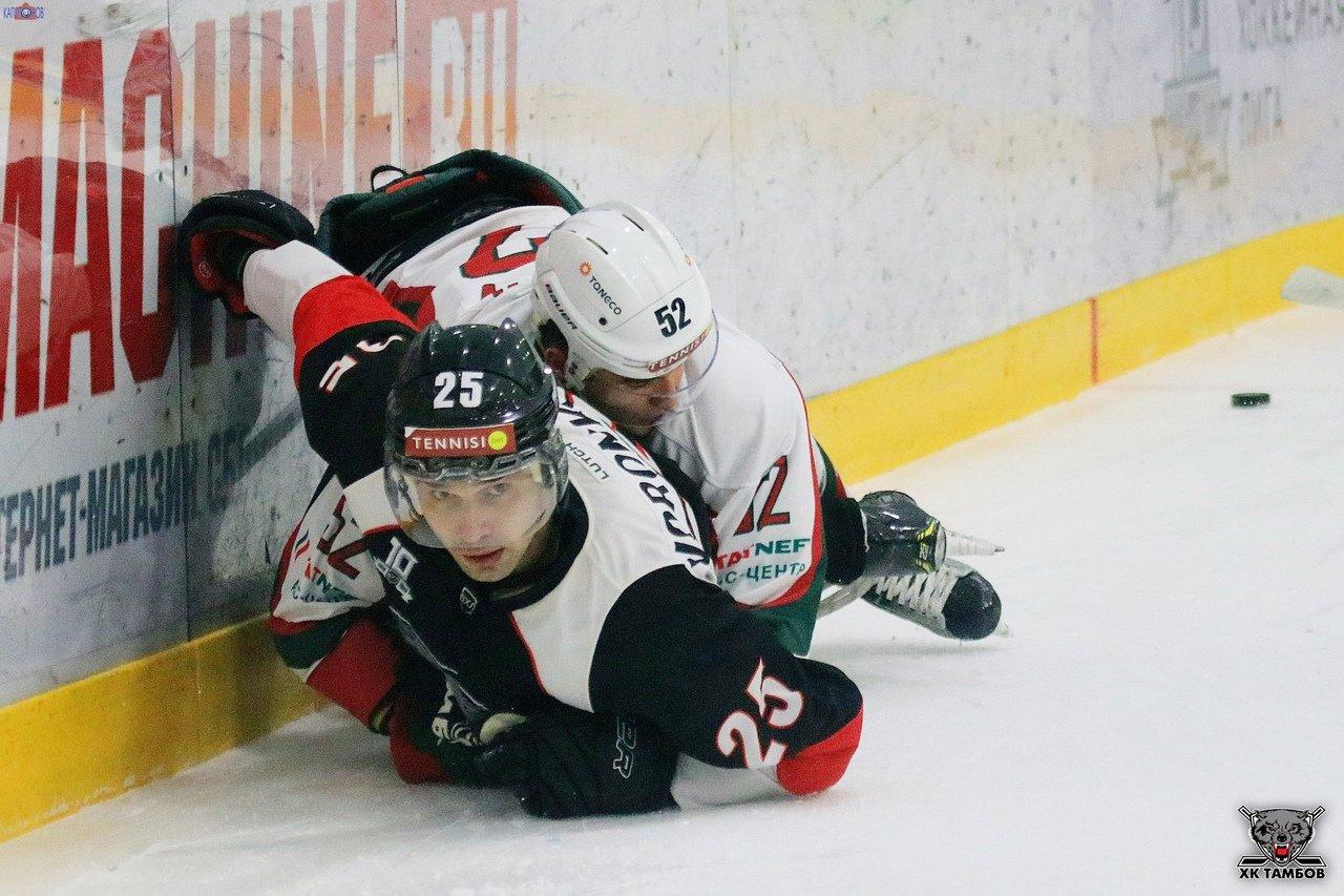 ХК «Тамбов»: худшая домашняя игра в сезоне, фото-4