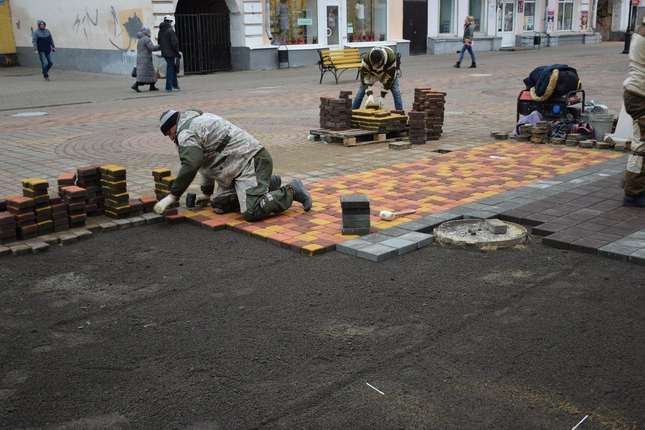 В Тамбове завершают восстановление Коммунальной после аварии на коллекторе, фото-1