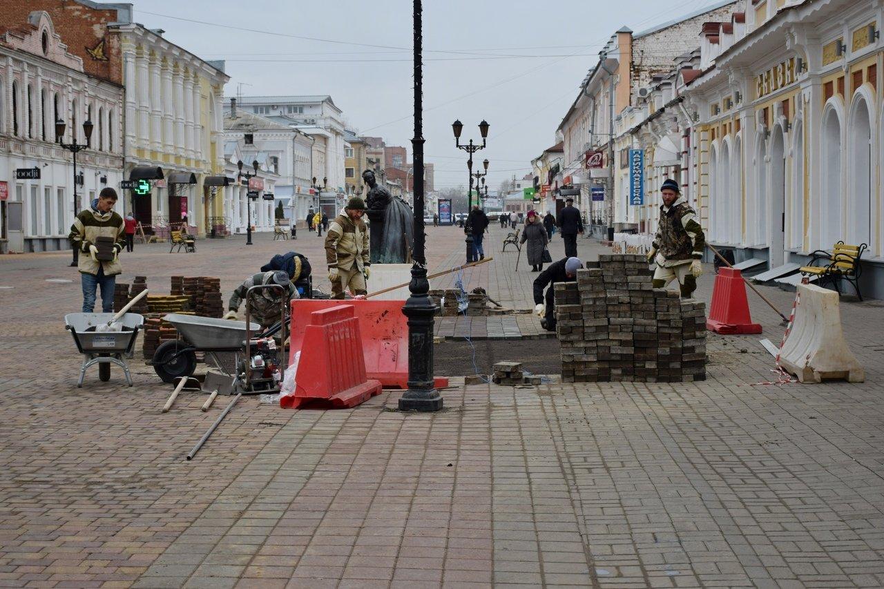 В Тамбове завершают восстановление Коммунальной после аварии на коллекторе, фото-2