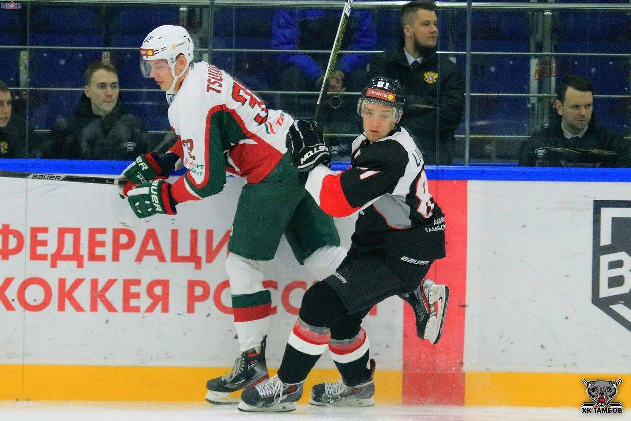 ХК «Тамбов»: худшая домашняя игра в сезоне, фото-3