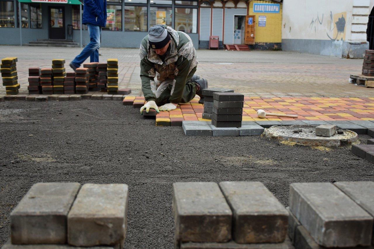 В Тамбове завершают восстановление Коммунальной после аварии на коллекторе, фото-3