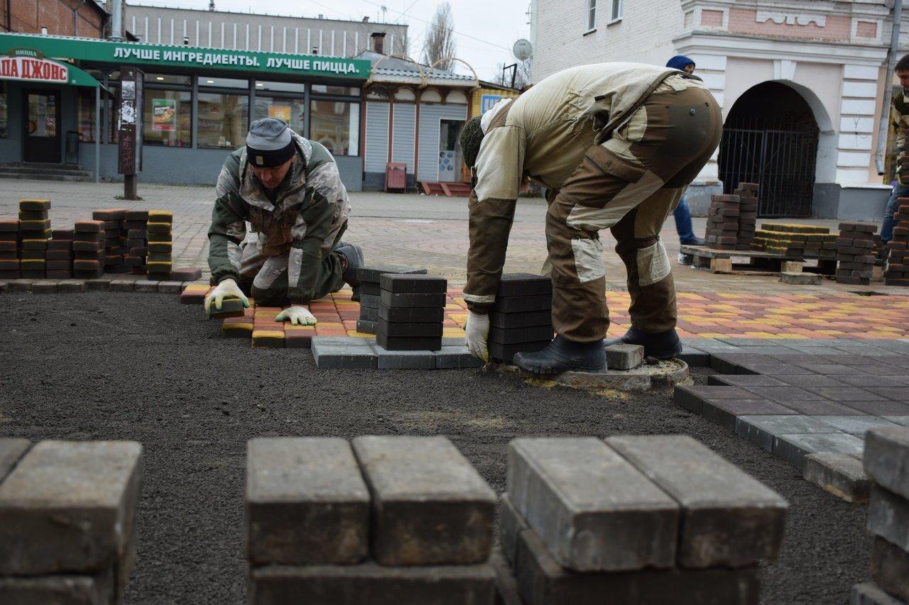 В Тамбове завершают восстановление Коммунальной после аварии на коллекторе, фото-4