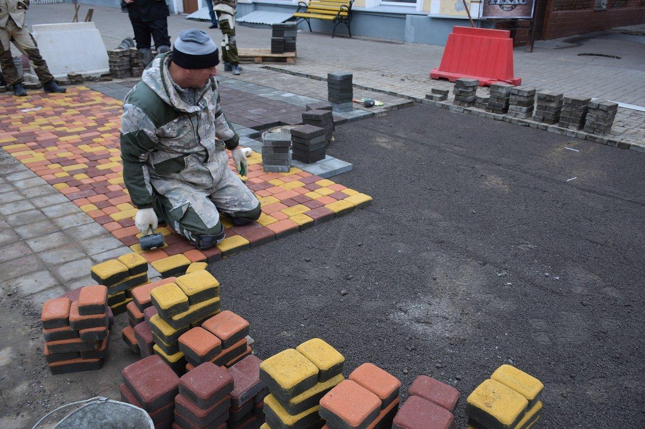 В Тамбове завершают восстановление Коммунальной после аварии на коллекторе, фото-5