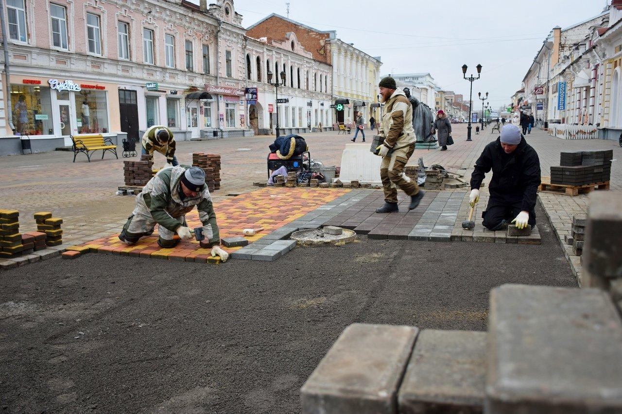 В Тамбове завершают восстановление Коммунальной после аварии на коллекторе, фото-6