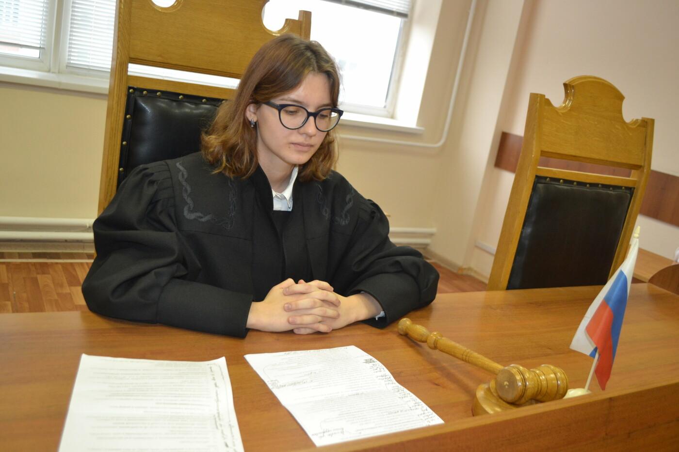 В Тамбовском филиале РАНХиГС провели деловую игру «Судебное заседание по гражданскому делу в суде общей юрисдикции», фото-2