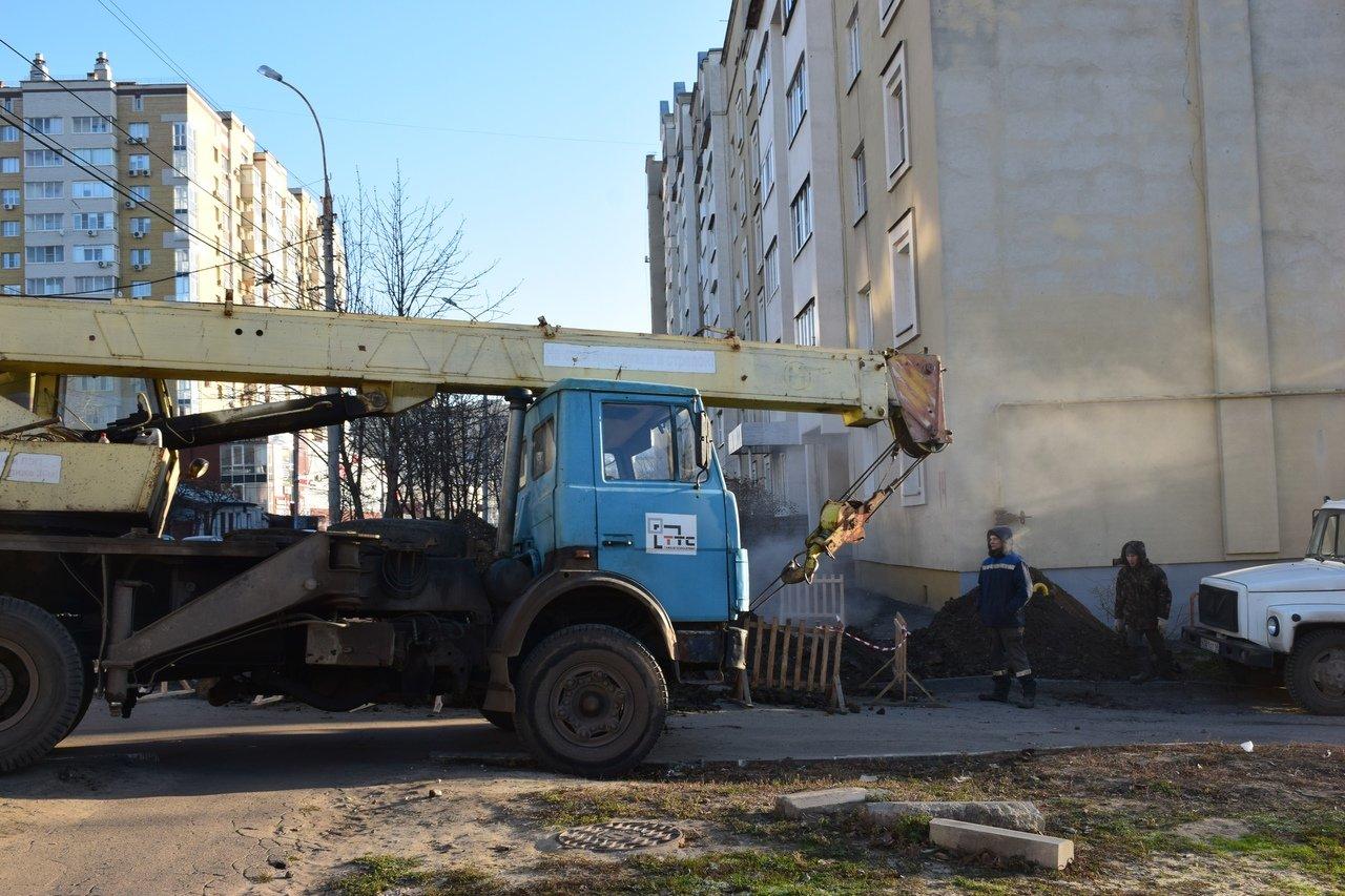 Социальные учреждения на юге Тамбова подключили к системе теплоснабжения после серьезной аварии на трубопроводе, фото-2