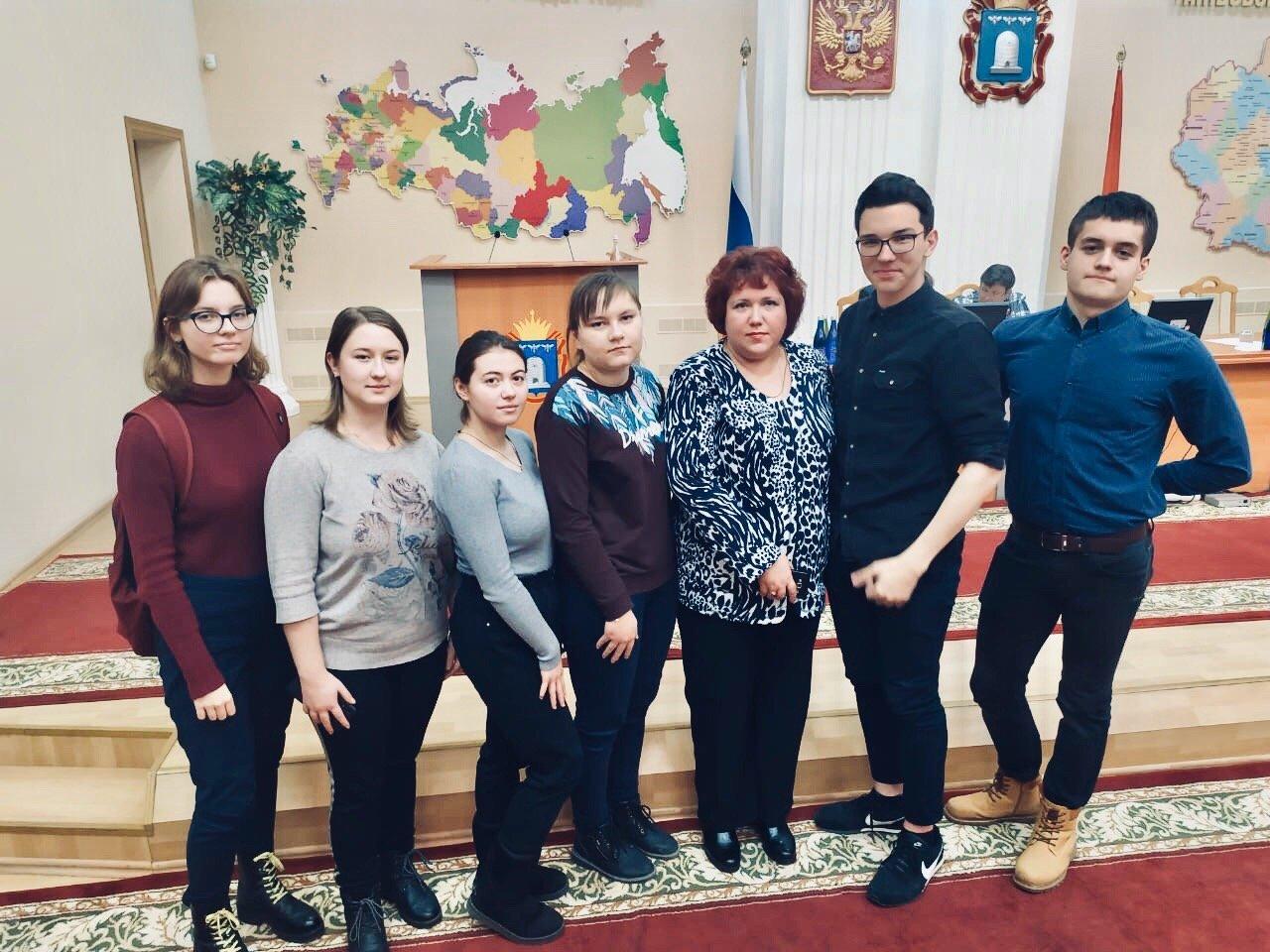 Студенты Тамбовского филиала РАНХиГС приняли участие в публичном обсуждении , фото-2
