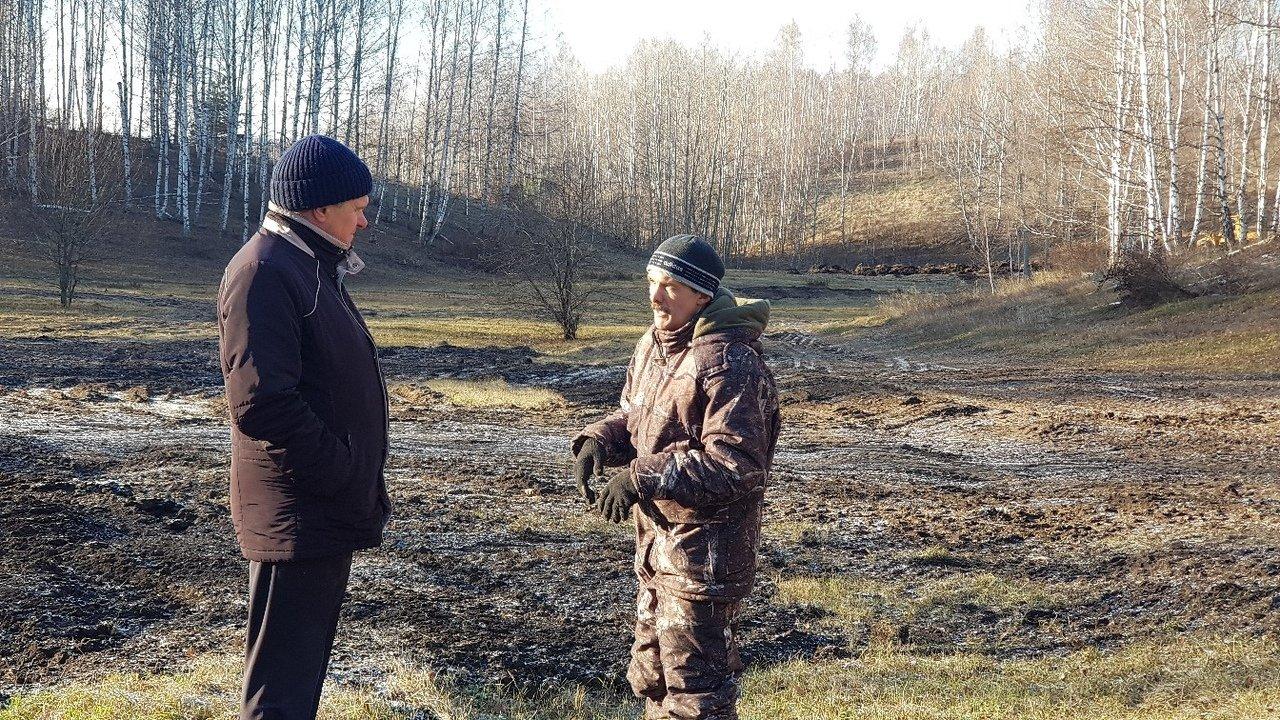 В Тамбовском районе начали готовить площадку под второй фестиваль «Лысогорские санки», фото-4