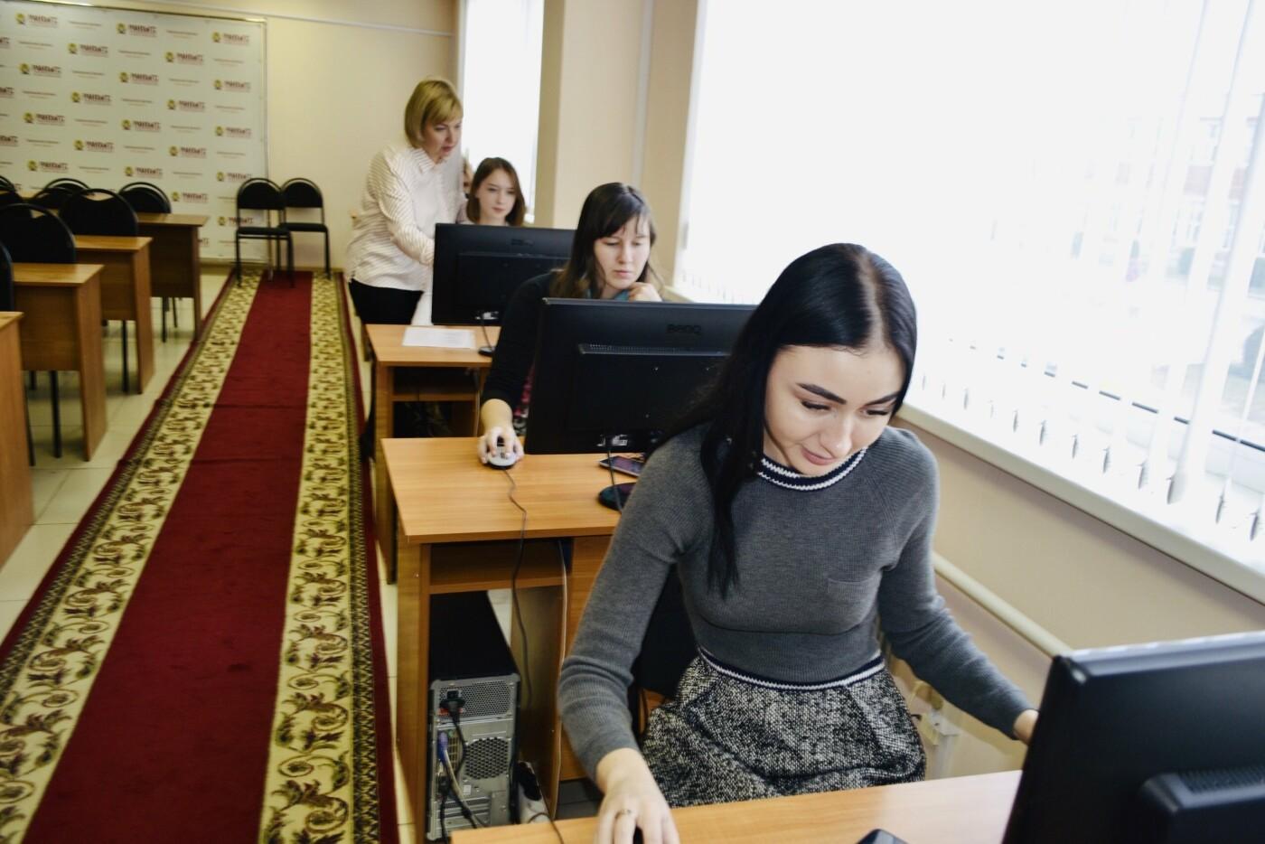 Первокурсники Тамбовского филиала РАНХиГС зарегистрировались в электронно-библиотечных системах, фото-1