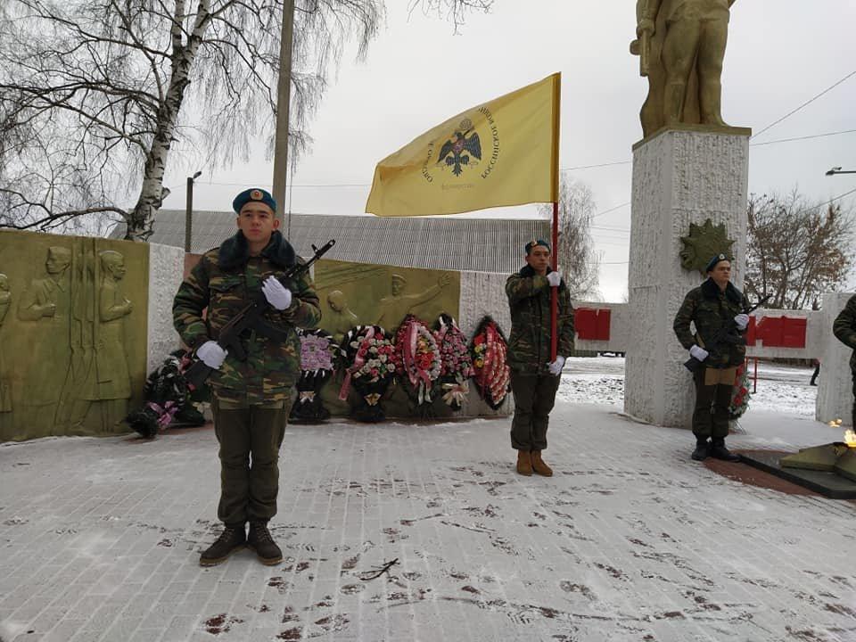 В Тамбовской области почтили память Неизвестного солдата, фото-3