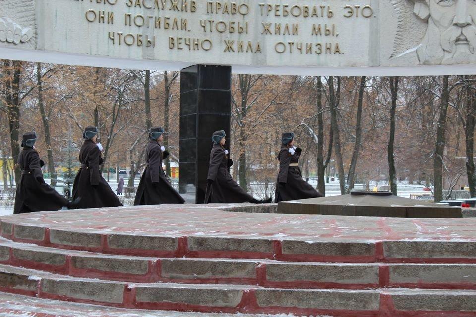В Тамбовской области почтили память Неизвестного солдата, фото-1