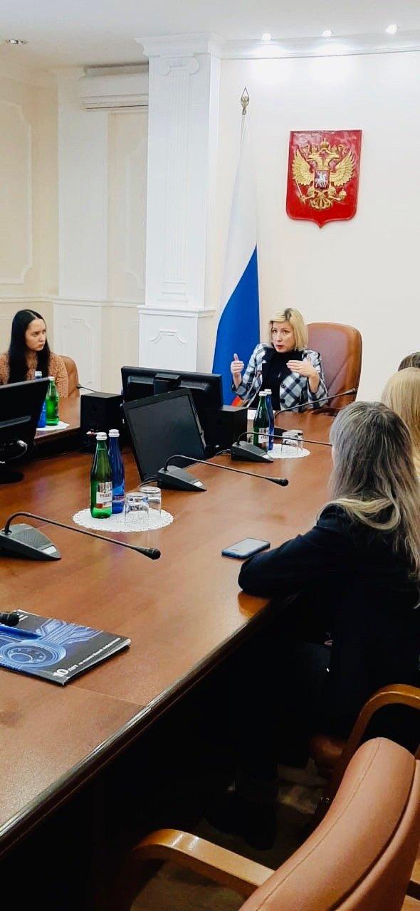 Студенты Тамбовского филиала РАНХиГС познакомились с работой структурных подразделений администрации региона, фото-1