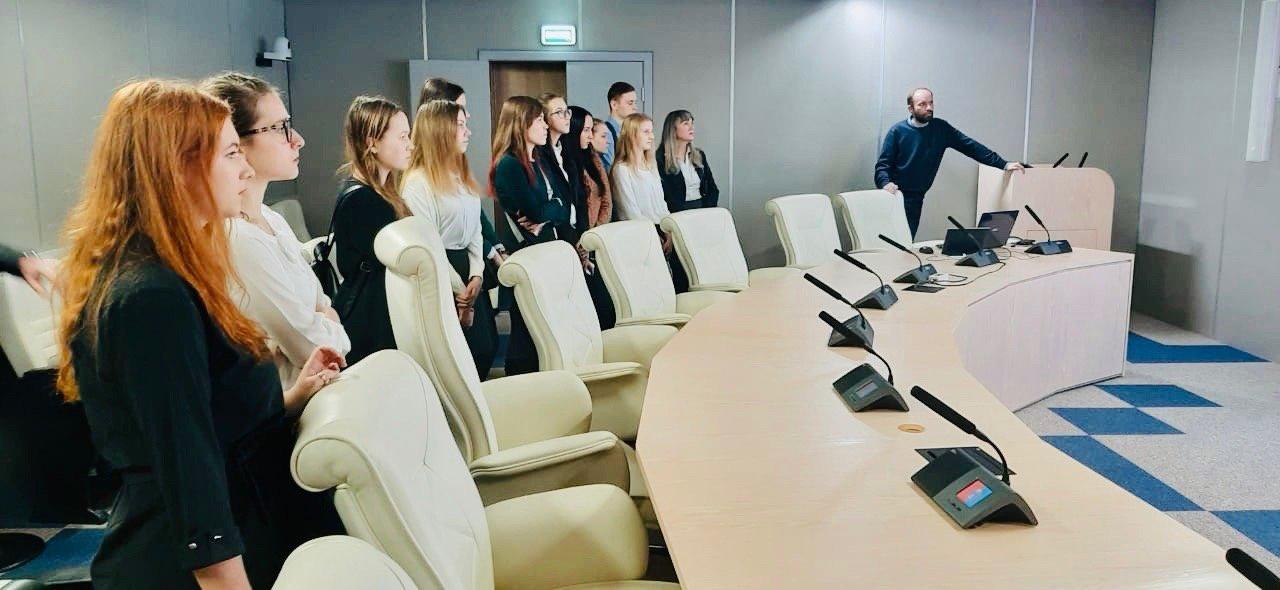 Студенты Тамбовского филиала РАНХиГС познакомились с работой структурных подразделений администрации региона, фото-4