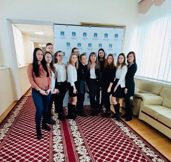 Студенты Тамбовского филиала РАНХиГС познакомились с работой структурных подразделений администрации региона, фото-5