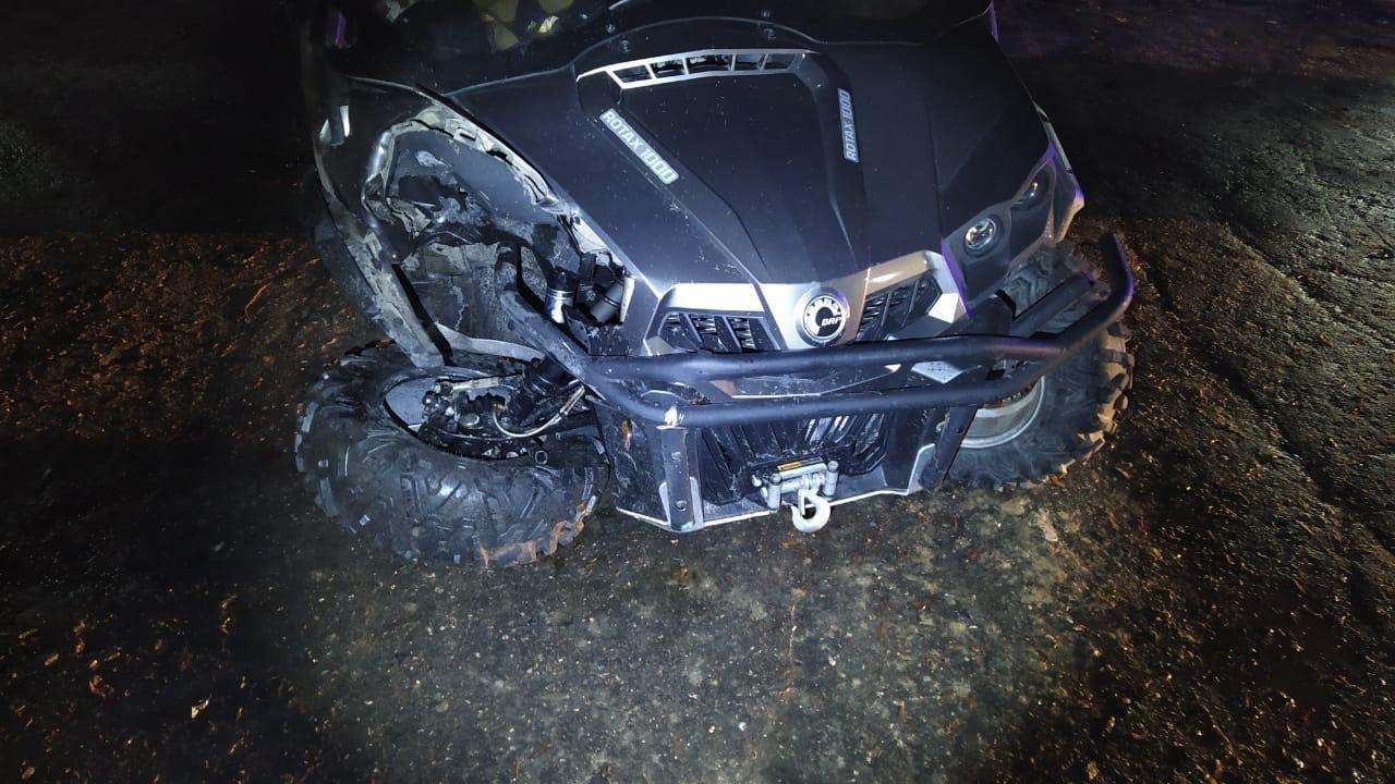 В Мичуринске багги врезался в столб: погиб парень, его друг получил травмы, фото-2
