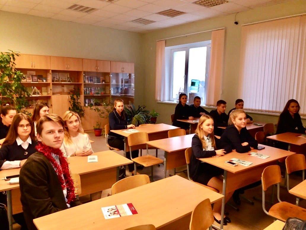 Тамбовский филиал РАНХиГС провел серию выездных дней открытых дверей, фото-4