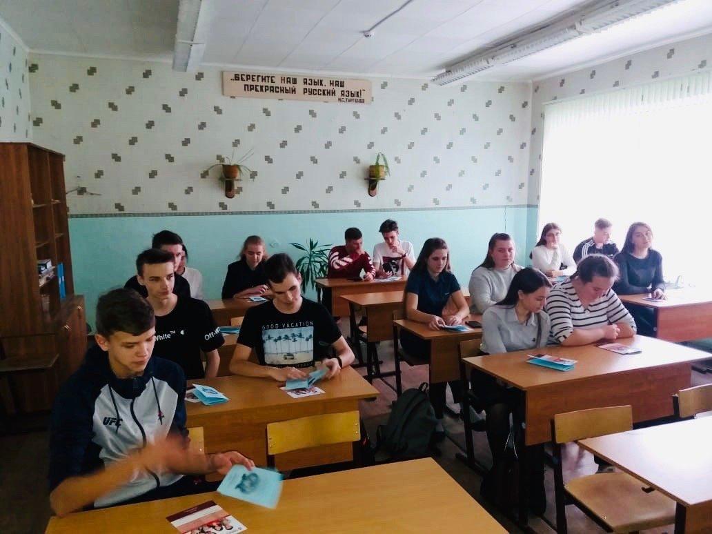 Тамбовский филиал РАНХиГС провел серию выездных дней открытых дверей, фото-2
