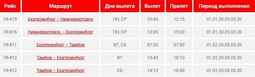 Из Тамбова в Екатеринбург начнут летать самолеты, фото-1