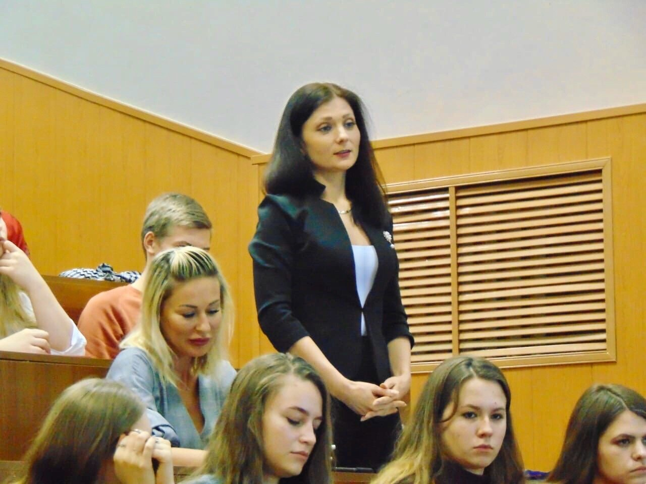 Представители Тамбовского филиала РАНХиГС стали участниками круглого стола, фото-2