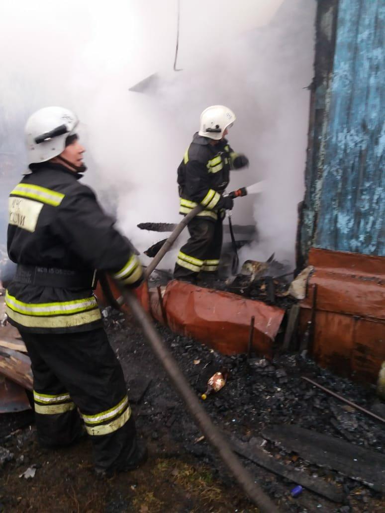 В Тамбовской области при пожаре погибла семья пенсионеров: они вернулись в горящий дом за документами, фото-2