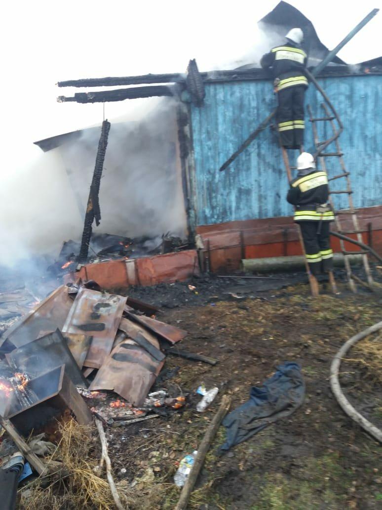 В Тамбовской области при пожаре погибла семья пенсионеров: они вернулись в горящий дом за документами, фото-3