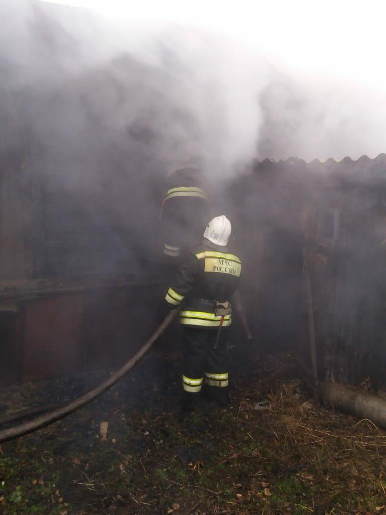 В Тамбовской области при пожаре погибла семья пенсионеров: они вернулись в горящий дом за документами, фото-4