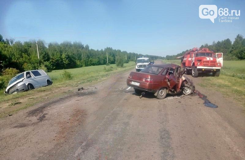 Тамбовчанин получил 6 лет тюрьмы за ДТП с двумя погибшими, фото-1