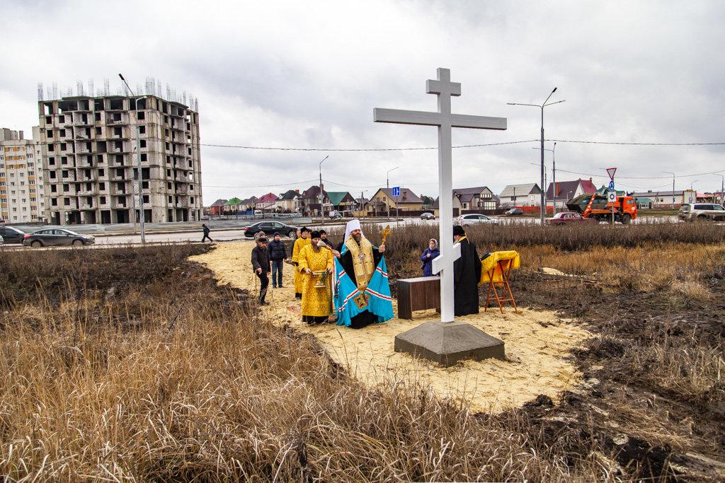 На севере Тамбова построят новую церковь, фото-1