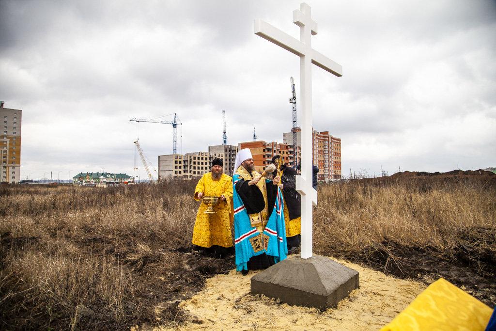 На севере Тамбова построят новую церковь, фото-2