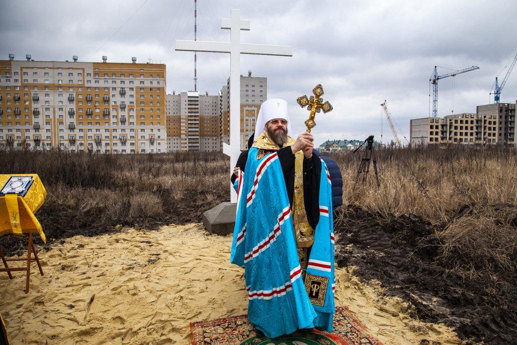 На севере Тамбова построят новую церковь, фото-3