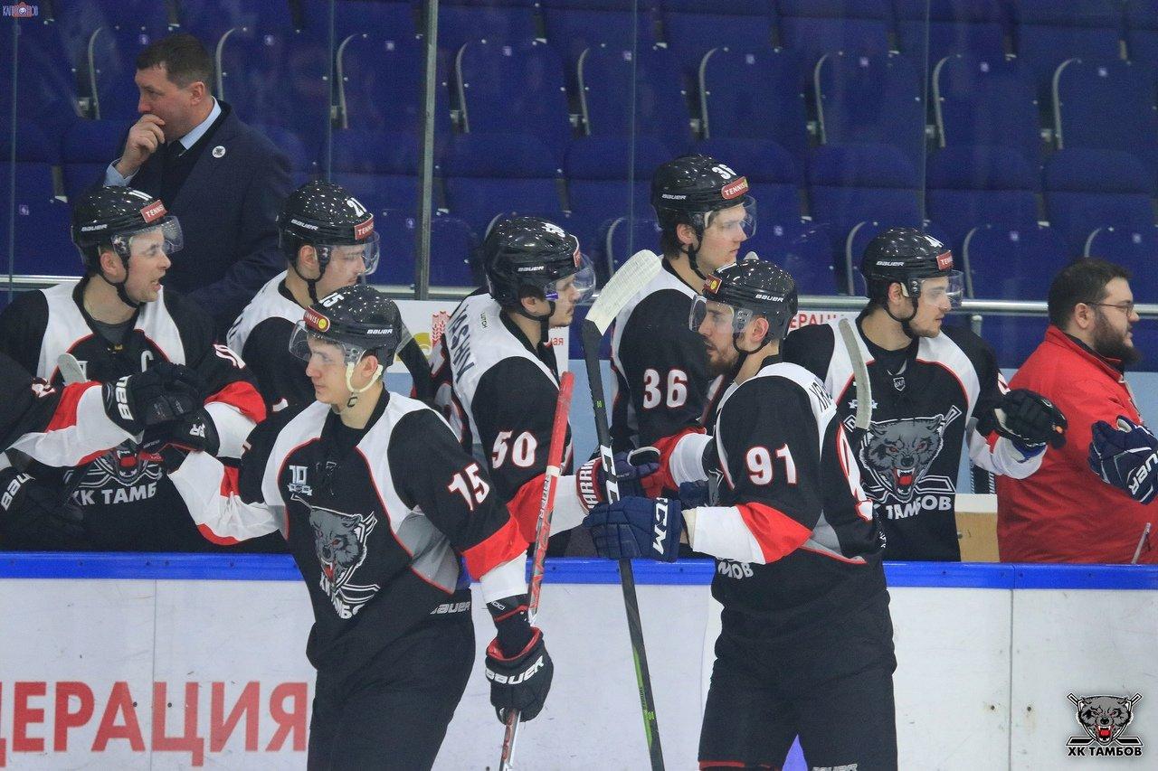 ХК «Тамбов» одержал победу над «Южным Уралом» из Орска, фото-5